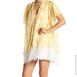 FREE PEOPLE - Marigold Mini Dress